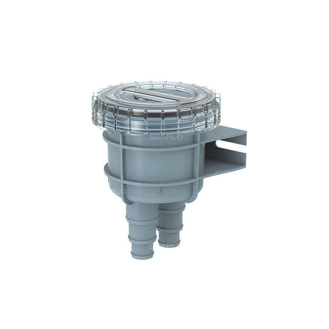 MARINE SEA WATER FILTER PUMP (SWF001) protects pipes - boat yacht fishing